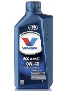 Valvoline All Climate SAE 10W-40  1L