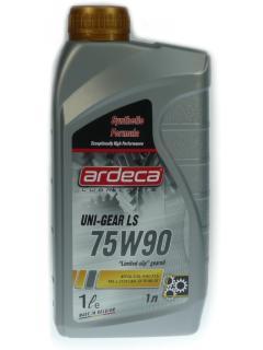 ARDECA 75W-90, UNI GEAR LS 75W90 GL5 1L