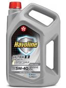 Texaco Havoline  5W-40 Ultra S  4L