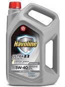 Texaco Havoline  5W-40 Ultra S  4L