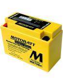 Akumulátor Motobatt 12V  9Ah MBT9B4 115A, levá