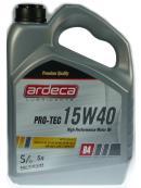 ARDECA  15W-40 PRO TEC 5 L