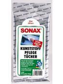 SONAX Čistící ubrousky na plasty   10 ks