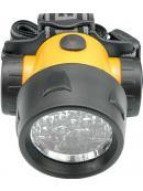 VOREL Lampa montážní LED 17 čelovka, TO-88671