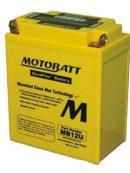 Akumulátor Motobatt 12V 15Ah MB12U 160A