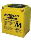Akumulátor Motobatt 12V 32Ah MBTX30U 390A