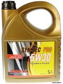 ARDECA  5W-30 SYN TEC PRO 5L