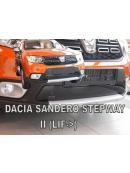 Zimní clona přední masky Dacia Sandero Stepway 5dv 2016- dolní