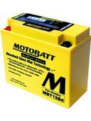 Akumulátor Motobatt 12V 11Ah MBT12B4 150A