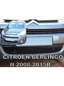 Zimní clona přední masky Citroen Berlingo, Peugeot Partner 2008-2015 dolní