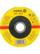 VOREL Kotouč na kov 115 x 22 x 1,0 mm, TO-08630