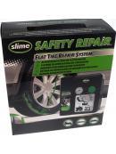 SLIME SAFETY REPAIR - opravná sada pneu s kompresorem