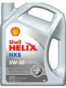 Shell Helix HX8 ECT 5W-30   5L