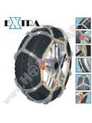 Brillant eXtra sněhové řetězy pro osobní vozy velikost 60