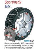 Sněhové řetězy PEWAG SMX62