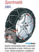 Sněhové řetězy PEWAG SMX75