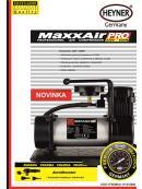 Kompresor 230V s manometrem Heyner MaxxAir PRO 500W