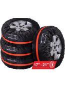 Návlek na pneu 4ks (R17-R21)