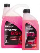 Antifreeze červený - koncentrát  1 L (typ D, G12+)