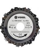 VOREL Kotouč řetězový 115 mm, TO-08770