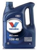 Valvoline All Climate SAE 10W-40  4L