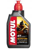 MOTUL SCOOTER POWER 4T 10W-30 MB 1L