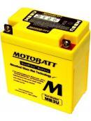 Akumulátor Motobatt 12V 3,8Ah MB3U 50A