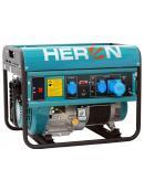 HERON elektrocentrála benzínová 15HP/7kW 8896119