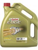 Castrol Edge Titanium FST LL IV 0W-20 5L