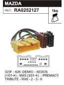ISO adaptér MAZDA