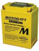 Akumulátor Motobatt 12V 16,5Ah MBTX14AU 210A