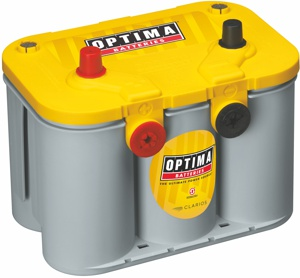 AUTOBATERIE OPTIMA YELLOWTOP DUAL-PURPOSE