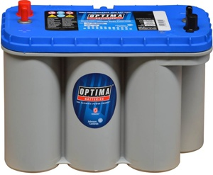 BATERIE OPTIMA BLUETOP DUAL-PURPOSE